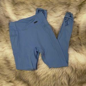 Gymshark Poise Leggings - Blue